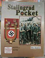 Stalingrad Pocket World War Two WW II Masahiro Yamazaki Board Game The Gamers