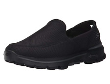 New Skechers Performance Men's Go Walk 3 Slip-on Walking Shoe Black Size 11