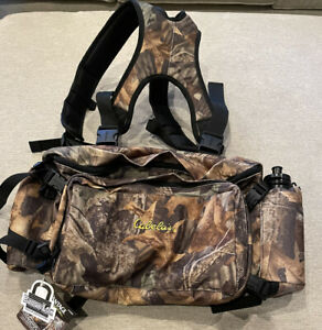 Cabela's All Day Transporter Lumbar Fanny Back Pack With Belt New