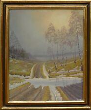 NAPPE LEON 1901-1957 LANDSCHAFTSIDYLLE >>MAX LIEBERMANN ANDERS ZORN /HQ GEMÄLDE
