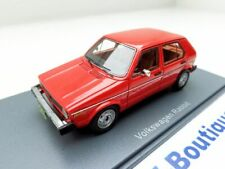 + VOLKSWAGEN VW Golf 1 Rabbit von NEO  1:43 rot  43955