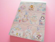 San-x Sentimental Circus Pastel Large Memo Pad with Stickers Stationery Kawaii