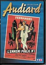 DVD ZONE 2--L'ENNEMI PUBLIC N° 1--FERNANDEL/VERNEUIL