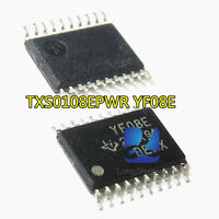 5PCS TXS0108EPWR IC 8BIT NON-INV TRANSLTR 20TSSOP TI NEW GOOD QUALITY R4