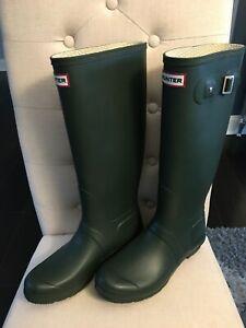 Hunter Rainboots for Men for Sale
