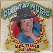 """MEL TILLIS """"Country-Music"""" 1981 LP TIME-LIFE RECORDS STW-111 New Sealed"""