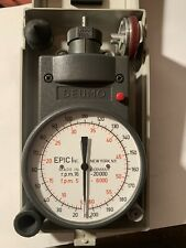 Deumo Mechanical Hand Tachometer, Rarely Used , Mint Condition