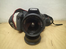 CANON EOS 600D KIT WITH 18-55 LENS AND TECNO BAG