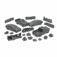 The Walking Dead Scenery Booster All Out War Mantic Games 28mm Gelände Terrain