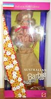 Dolls of the World Collection Australian Barbie 1992 Special Edition Damaged Box