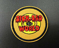 Sick Sad World Daria TV Embroidered Iron On Sew On Patches Badges Transfer Patch