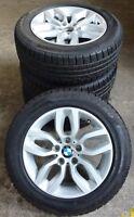 4 BMW Ruedas de Invierno Styling 305 225/65 R17 96h M+S X3 F25 X4 F26 6787576