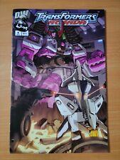 Transformers Armada #6 ~ NEAR MINT NM ~ (2002, DW Comics)