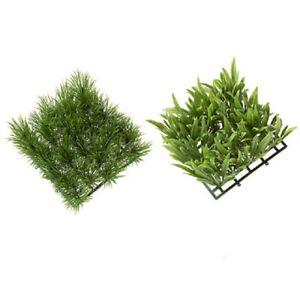Grass Mat: Artificial 7 x 3 inches DA 30067935 Miniature Fairy Garden