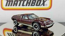 MATCHBOX 1972 LOTUS EUROPA SPECIAL LOOSE FREE SHIPPING ! 2008 Base