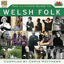 Ultimate Guide To Welsh Folk (Compiled By Cerys Matthews) [CD]