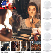 Make Up Mirror Lights 2/6/10/14 Led Bulbs Vanity Light Dimmable Lamps Hollywood