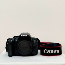Canon EOS 650D / Rebel T4i - Body in Top-Zustand