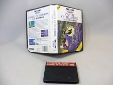 GIOCO SEGA MASTER SYSTEM CASTLE OF ILLUSIONE STARRINGMICKEY MOUSE