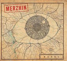 MERZHIN - BABEL (CD DIGIPACK NEUF)
