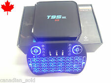 T95M Android TV Box Amlogic S905 2G/8G Quad Core Set COMBO WITH KEYBOARD/MOUSE