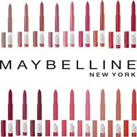 MAYBELLINE SuperStay Ink Matte Crayon Lipstick *CHOOSE SHADE*