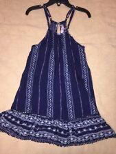 Girls Play Six Dress Vintage Style Maxi Sun Dress $44 Size 5