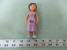 Dora the Explorer Parent Mom Authority Woman Lady Mother Purple Dress Figure Toy
