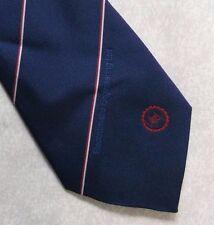 Electromatic Engineering Ltd cravate rétro vintage SOCIÉTÉ ENTREPRISE 1980 S Leeds