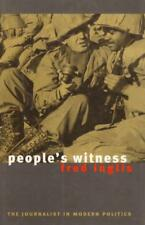 People's Witness(Hardback Book)Fred Inglis-Yale University Press-UK-Good