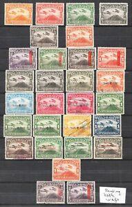 Nicaragua Air mail Stamps (Type AP1)