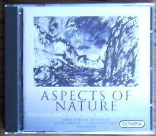 JOHN TURNER Aspects Of Nature - English & Scottish Recorder Music CD (2002) Dunn