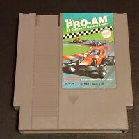R.C. RC Pro-Am (Nintendo Entertainment System, 1988) Nintendo NES FAST SHIPPING