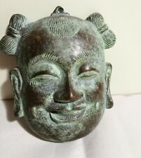 China bronze  Mask  for collection No 2