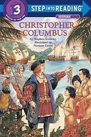 Christopher Columbus [Step into Reading] by Stephen Krensky , Paperback