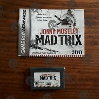 Mad Trix ( Game Boy Advance GBA ) - NTSC -U/C - Tested & Working