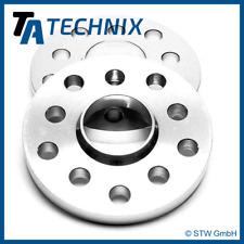 SPURPLATTEN SPURVERBREITERUNG 2x 15mm  =  30mm; LK 5x100 5x112; NLB 57,1mm