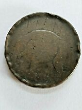 1666 - 1694 God Preserve London U.S. Colonial Elephant Token Half Cent Coin