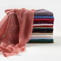 28''x71'' Women Hijab Scarf Shawl Islam Muslim Headscarf Long Soft Shawl Wrap