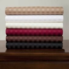 """21"""" Deep Pocket Fitted Sheet All Bedding Item 1000 TC Egyptian Cotton All Sizes"""