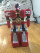 Mighty Morphin Power Rangers Zeo Red Megazord 1996
