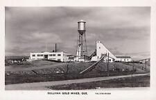 Sullivan Gold Mines VAL D'OR Abitibi Quebec Canada 1946-48 Val d'Or Studio RPPC