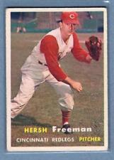 1957 Topps #32 Hersh Freeman VG-EX     GO80