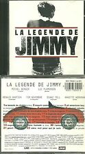 RARE / CD - LA LEGENDE DE JIMMY de MICHEL BERGER et LUC PLAMONDON / TOM NOVEMBRE
