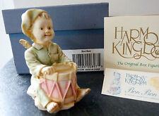 HARMONY KINGDOM BOX FIGURINE named BON BON