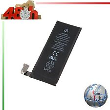 BATTERIA IPHONE 4S APPLE CAPACITA' ORIGINALE 1430mAh 100% NUOVA ZERO CICLI AAA++