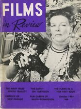 FILMS IN REVIEW Oct. 1969 • Kate Hepburn Cover • Mary Miles Minter Retrospect