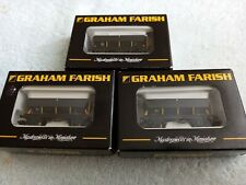 More details for graham farish n gauge wagons x 3 . 2x 373 506 46t. 1x 373 506 a .coal sector