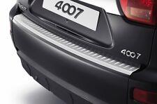 PEUGEOT 4007 REAR BUMPER TOP PROTECTION TRIM [Fits all 4007 models] 2.2 HDI NEW!