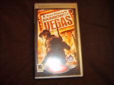 Tom Clancy's RAINBOW SIX VEGAS Jeu PSP version Française complet TBE